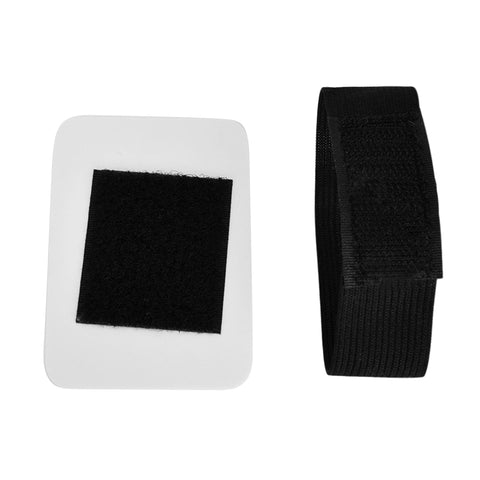 Image of Reusable False Lashes Holder Pad With Tape for Eyelash Extensions Make Up Tools
