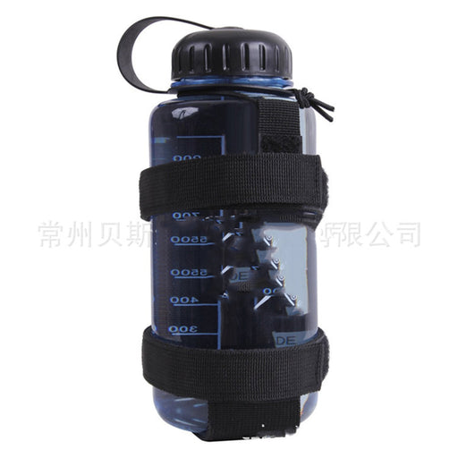 Lightweight Nylon Molle Water Bottle Carrier  Pouch Holder for Outdoor Travel