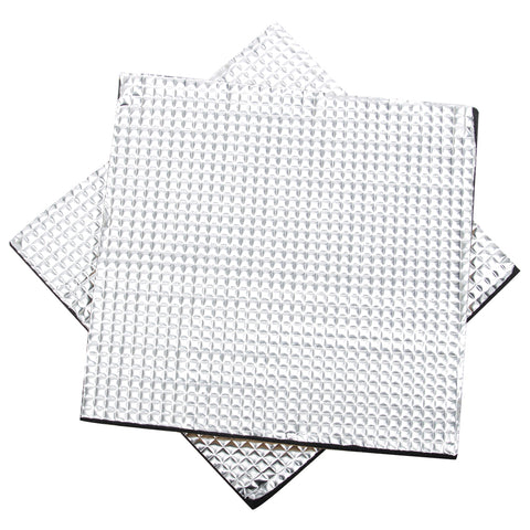 Image of 3D Printer Heated Bed Thermal Insulator Cotton Heat Insulation Mat 400x400mm