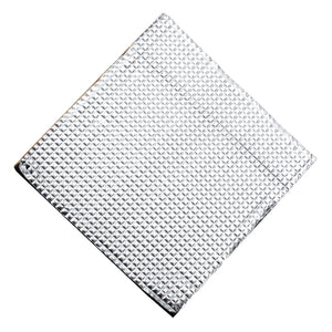 3D Printer Heated Bed Thermal Insulator Cotton Heat Insulation Mat 400x400mm