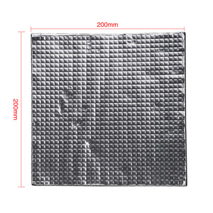 3D Printer Heated Bed Thermal Insulator Cotton Heat Insulation Mat 200*200mm