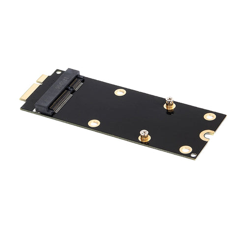 Image of 7+17 Pin mSATA SSD To SATA Adapter Card for 2012 MacBook Pro MC976/A1425
