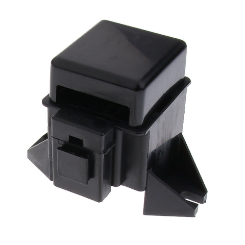 Image of Automotive Car Boat 6 Way Middle ATO ATC Blade Fuse Box Block with Terminals