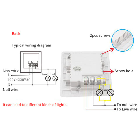 Image of 360° LED Infrared PIR Motion Sensor Detector Air Exhaust Fan Controller Light Lamp Switch 8m for Corridor Toilet Basement