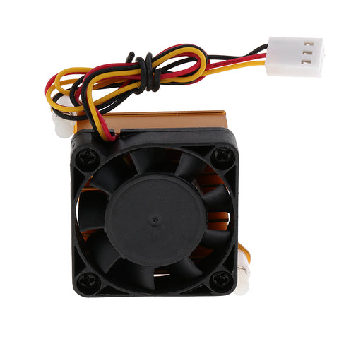 Image of Motherboard Cooling Computer Fan 4cm DC 3-Pin North South Bridge fan