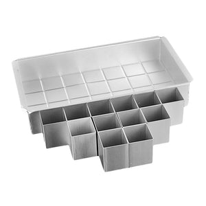 Rectangle Cake Mold Pan Muffin Chocolate Baking Tray Mould Free Baking Pan