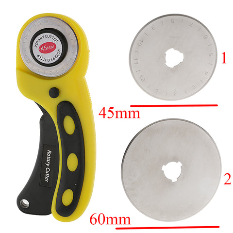 45mm Rotary Cutter Replacement Blades Roller Cutter Blades