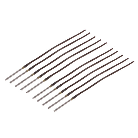 10pcs Rod Tip 6cm Fly Fishing Rod Accessories Fly Rod Tip 1.1mm