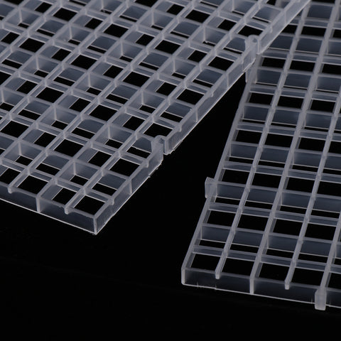 Image of 10Pcs Aquarium Fish Tank Isolation Divider Filter Patition Board 30x30cm