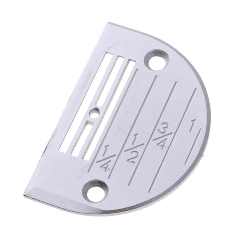 Universal Needle Plate for Industrial and Computerized Sewing Machine E26