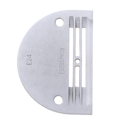 Universal Needle Plate for Industrial and Computerized Sewing Machine E24