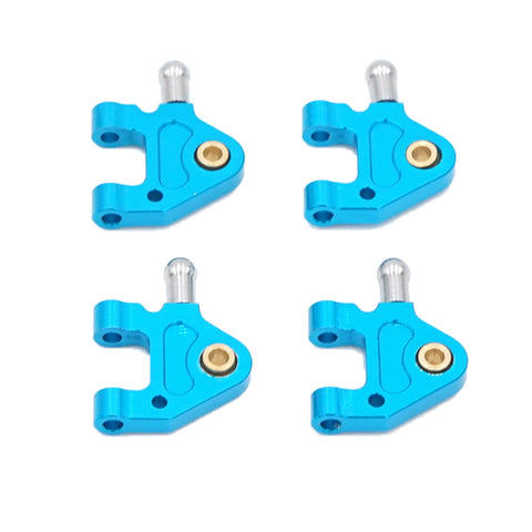 4x RC Car Spare Parts Lower Arms for Wltoys K969 K979 K989 K999 P929 P939