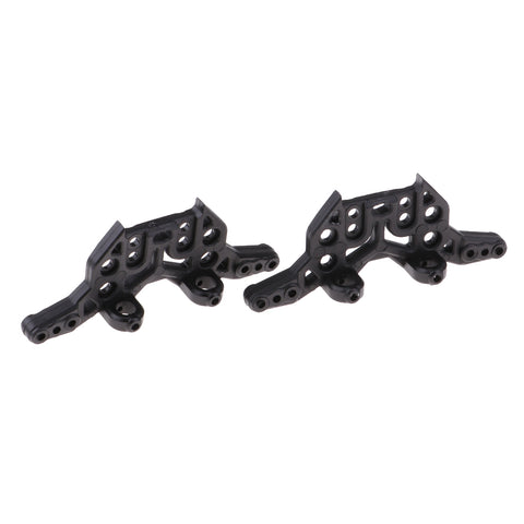 2 Pieces RC Car Front Shock Tower Racing Model Accessory for 9115 9116-WJ06