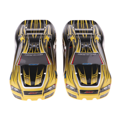 1:12 RC Racing Car Vehicles Model Body Shell Frame for Xinlehong 9116 Yellow