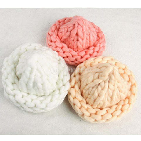 1 Roll Super Soft Chunky Wool Yarn Arm Knitting Yarn for Felting Crafts 09