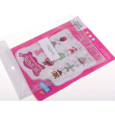 Stuffed Colorful Cow Making Kit Toy Material Package for Needlework Supplies
