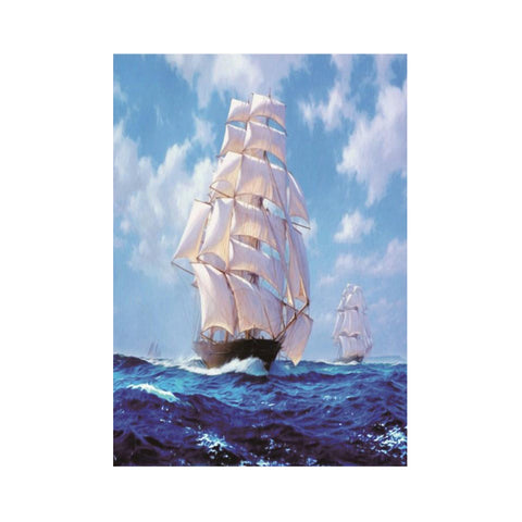 Saitboat DIY 5D Diamond Painting Embroidery Cross Stitch for Home Decor