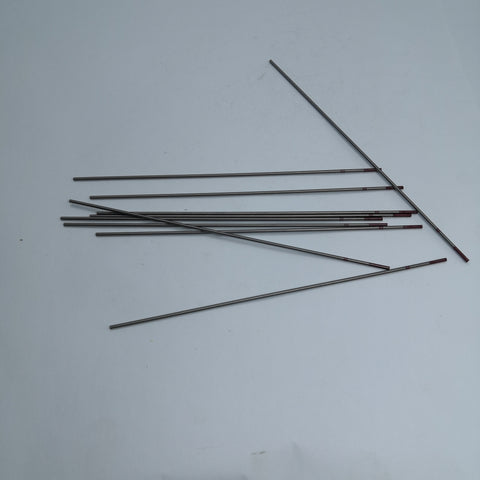 Image of 10pcs Tig Welding Tungsten Needle Tungsten Electrode Needle 1.6mm