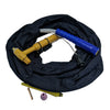 QQ150 TIG Welding Torch with High Temperature Resistant Silicone Hose 4m