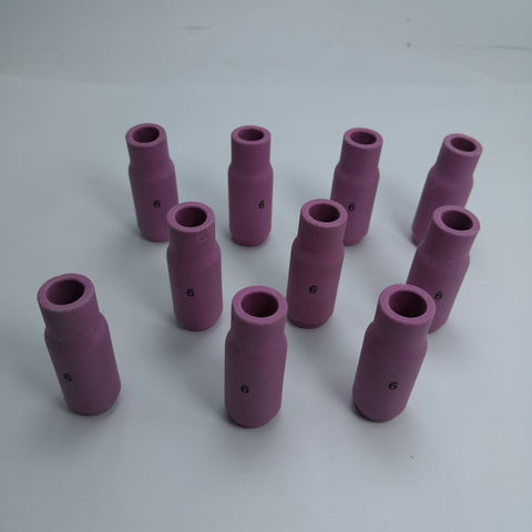 Image of Ceramic Nozzle Cup TIG Welding Torch for WP 18 26 Accessories Parts 15mm