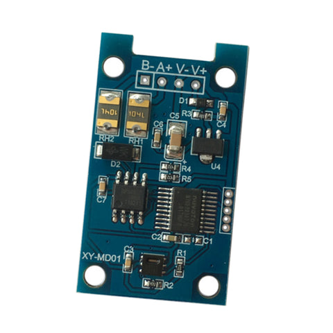 SHT20 Temperature Humidity Sensor Module Modbus RS485 Monitor Sensor Board