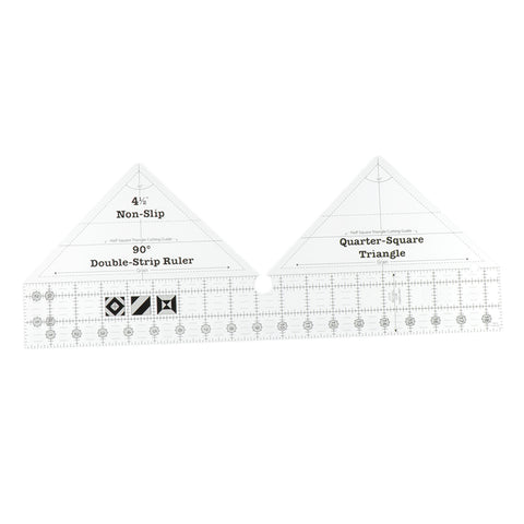 Multifunction Quilting Ruler Sewing Patchwork Templates Tailor Cutting Tool