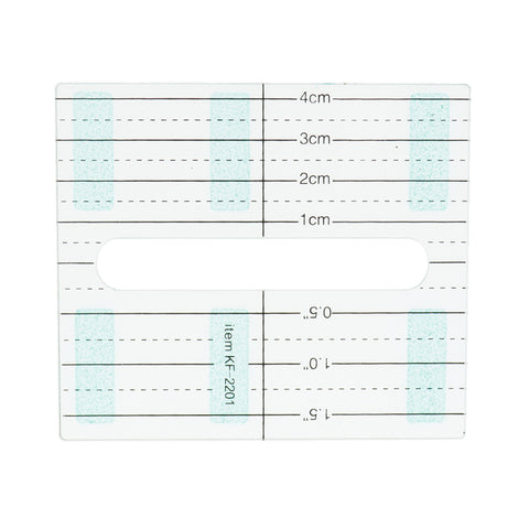 Rectangle Acrylic Square Quilting Template Patchwork Tailor Sewing Ruler