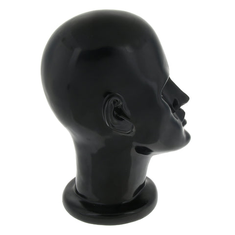 Mannequin Head Wig Hat Sunglasses Jewelry Glasses Display Model Holder Black