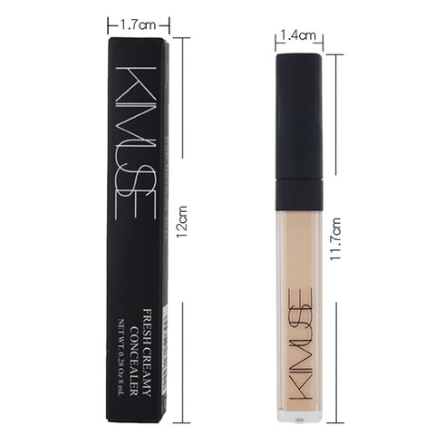 KIMUSE Waterproof Concealer W/ Stronger Concealing for Face Eyes Natural