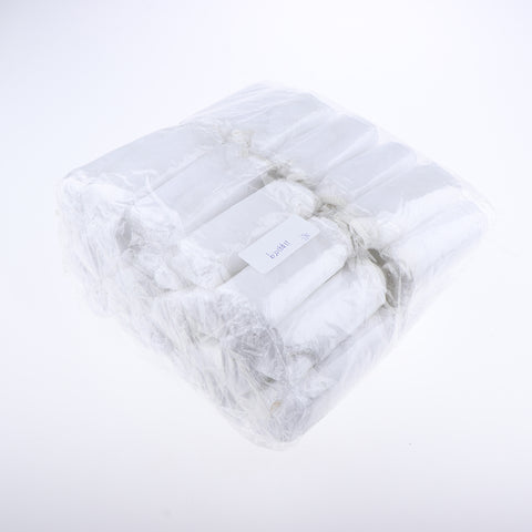 50pcs Nonwoven Underwear Panties Handy Briefs for Travel Hotel Spa White