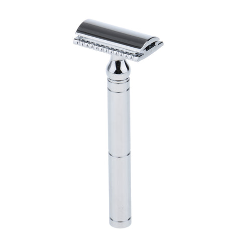 Men's Double Edge Safety Shaving Razor Alloy Classic Manual Shaver
