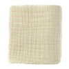 Cotton Solid Soft New Born Baby Towels Face Body Water Absorption Yellow