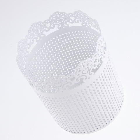 Lace Dessert Holder Lolipop Cake Stand Candy Basket Wedding Party White