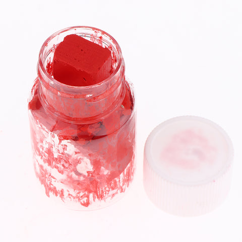 Natural Lipstick Cosmetic Pigments DIY Blush Nail Polish Slime Making 05