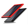 P&T 100% Full capacity solar charger power bank , solar power bank for mobile phone
