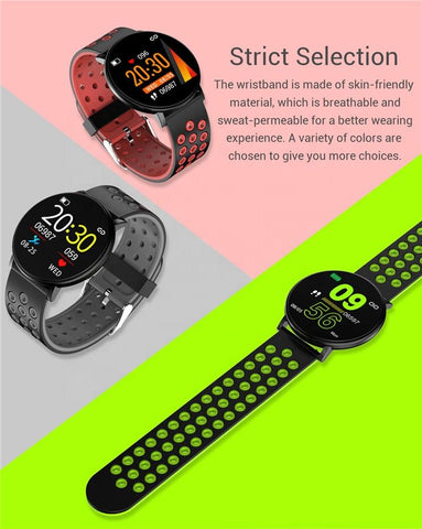 Image of W8 Sport for Smartband Fitness Tracker Smart Bracelet with Heart Rate Blood Pressure BT Smart Watch Tracker Fitness