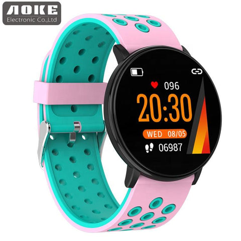 W8 Sport for Smartband Fitness Tracker Smart Bracelet with Heart Rate Blood Pressure BT Smart Watch Tracker Fitness