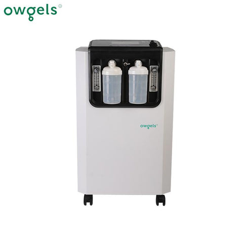 Image of High quality SGS Certification Dual filter system Home hospital use 10l High Purity Oxygen Concentrator