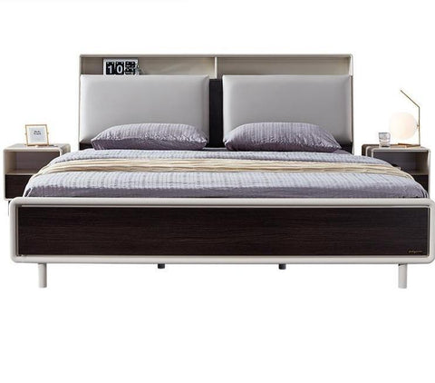 Wakefield Grey King Bed