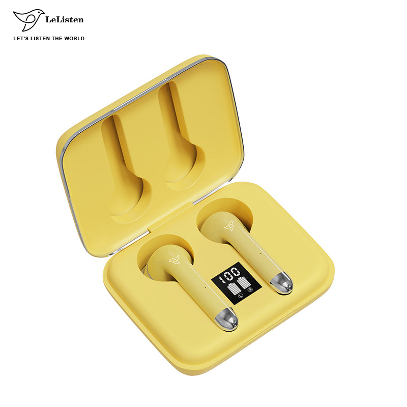 Amazon Top Seller 2020 TWS earbuds Wireless Earphones Deep Bass ear pods Bluetooth airdots