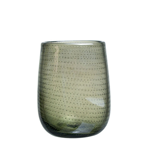 Image of Drinking Custom Water Stemless Glass Bubble Cup