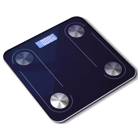 smart digital bluetooth body fat weighing scale