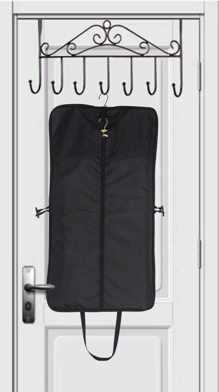 P&T 2020 customized garment bags for Travel Business Trips Luggage Carry On with Shoulder Strap clothing bags