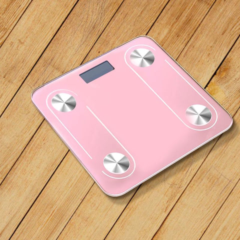 Image of smart digital bluetooth body fat weighing scale