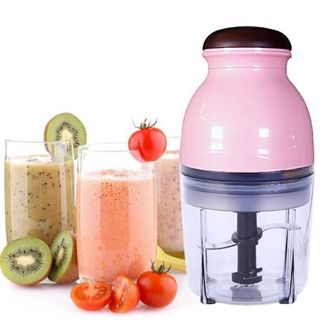 Kitchen Appliance Juicer Mini Fruit Meat Juicer Electronic Mixer baby food processor Hand Blender