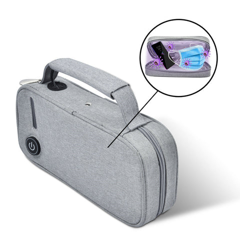 P&T  Durable Portable UV Light Bag For Beauty Tools Baby Bottle Underwear