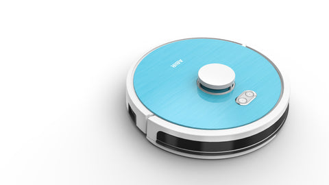 Image of Smart Planned Wifi App Control Auto Charge Robot Vacuum Cleaner For Home Automatic