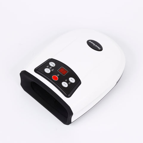 Image of P&T Electric air pressure Massager Vibrator Hand Care White Massager With Heat