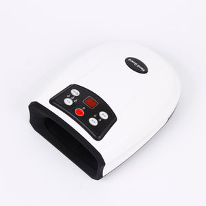 P&T Electric air pressure Massager Vibrator Hand Care White Massager With Heat