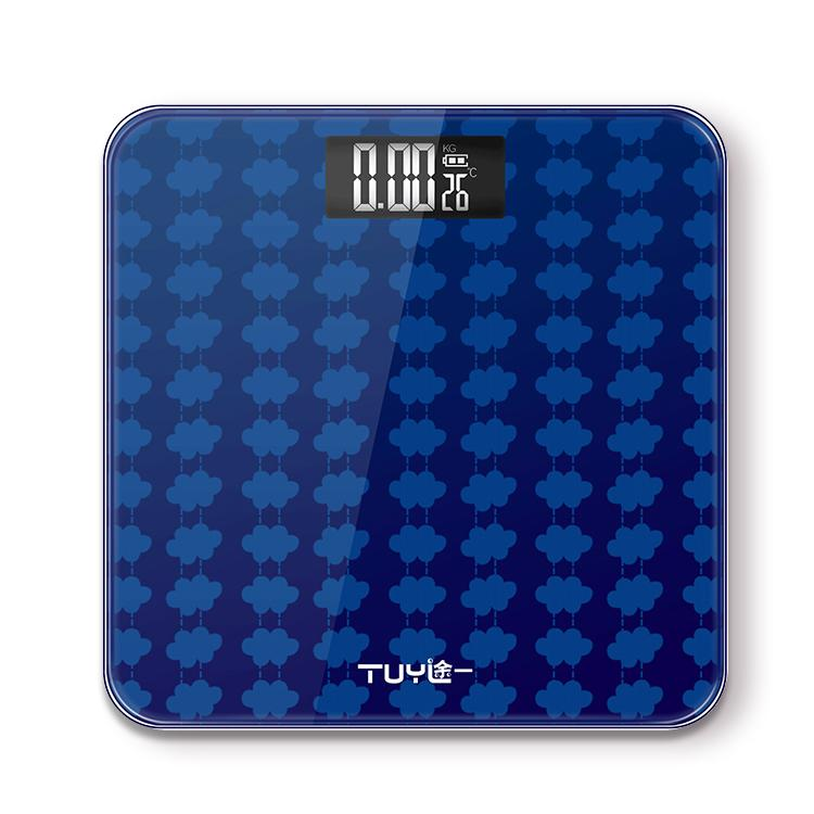 180kg Adult Household Electronic Personal Scale Digital Scale With LCD Blacklight Display weighing scale